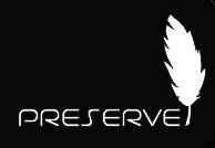 logo preserve
