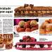 Bem casado de churros da Bia Gindri Patisserie é a sugestão do Caderno de Noivas do Globo